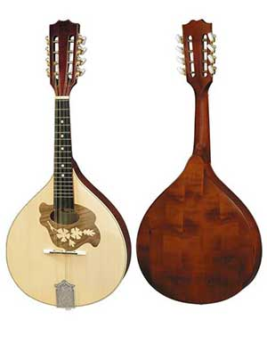 Portuguese I mandolin